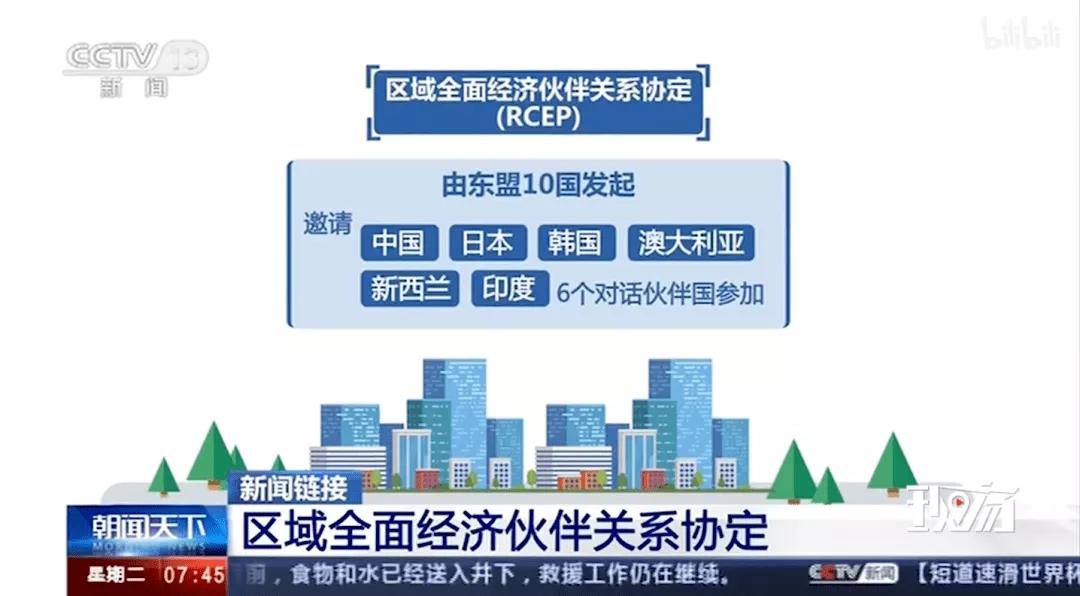 RECP成立后,对出口企业有哪些利好
