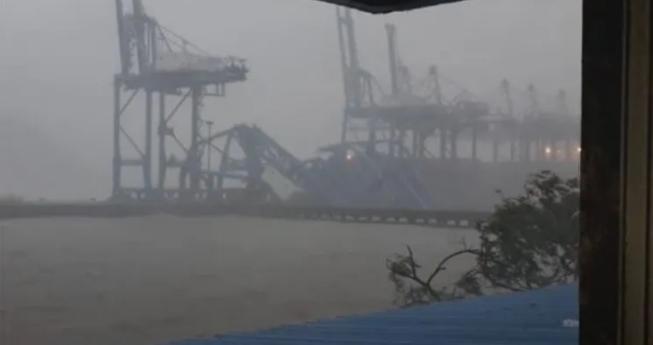 印度孟买港口动态
