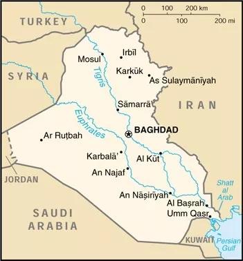 伊拉克港口