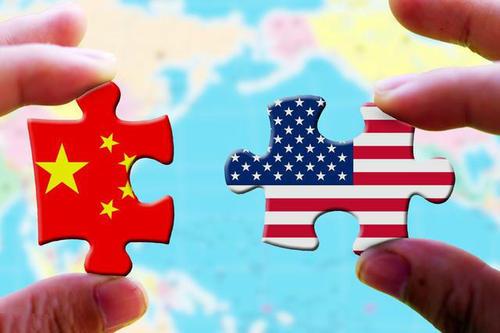 中美贸易争端正向着积极方向发展